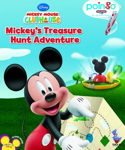 9781412779852: Poingo Storybook: Mickey Mouse Clubhouse - Mickey s Treasure Hunt Adventure