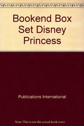 Bookend Box Set Disney Princess: Publications International