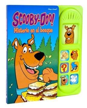 9781412780742: Libro de Sonido Scooby-Doo: Misterio en el Bosque