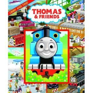 9781412781794: Look and Find: Thomas & Friends