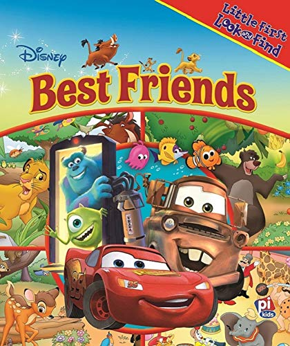 Little First Look and Find Disney Best Friends: Unknown