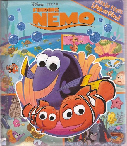 Disney Pixar Finding Nemo (Little First Look and Find): Caleb Burroughs