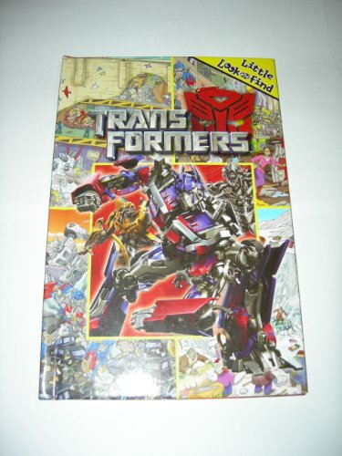9781412784504: TRANSFORMERS Little Look and Find
