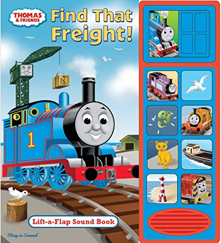 9781412784580: THOMAS THE TANK ENGINE FIND THAT FREIGHT (Little Lift and Listen)