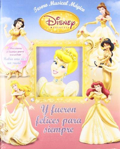 9781412785020: Princesas disney. carton alcolchadeo con ventana y musica (Tesoro Musical Magica/ Musical Magic Treasure Box)