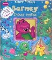 9781412785037: BARNEY-Dulces Sueños 2 Años Musical