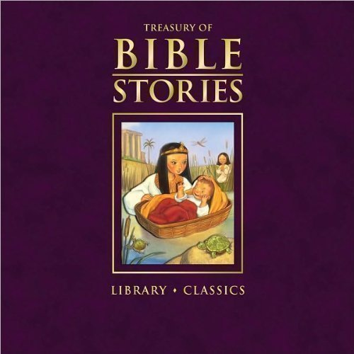 A Treasury of Bible Stories: Library Classics