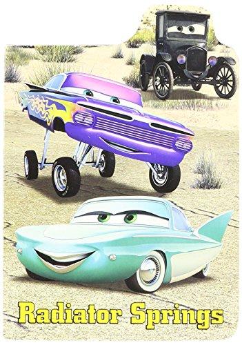 Radiator Springs (Dixie CARS Pixar): Caleb Burroughs