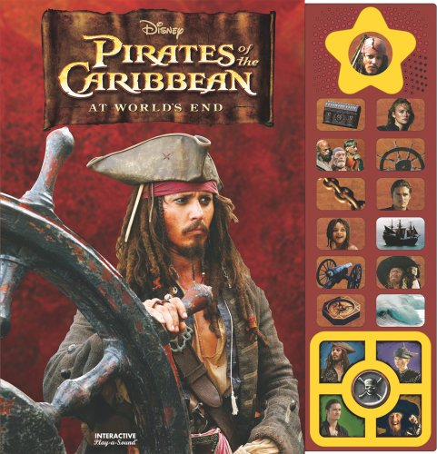 9781412786591: Pirates of the Caribbean 3: At World's End (Interactive Sound Book)