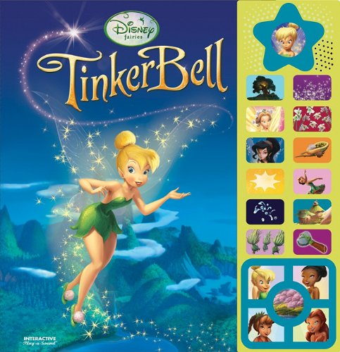 Play-a-Sound: Disney Fairies Tinker Bell (Interactive Play a Sound)