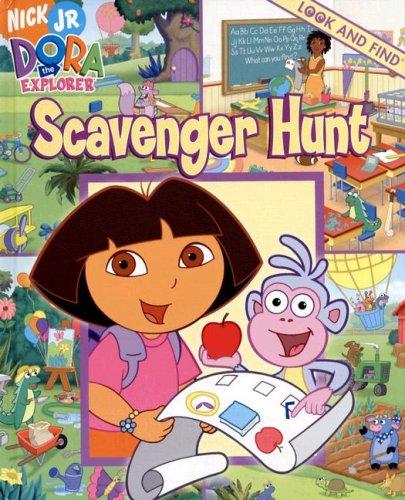 Scavenger Hunt (Dora the Explorer (Simon Spotlight)): Publications International