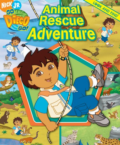 Animal Rescue Adventure (Nick Jr  Go Diego