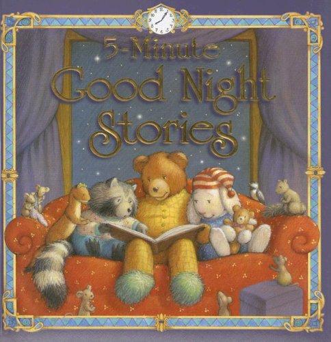 9781412787260: 5-Minute Good Night Stories