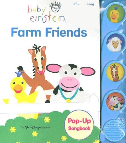 9781412787451: Baby Einstein Farm Friends (Play-A-Song)