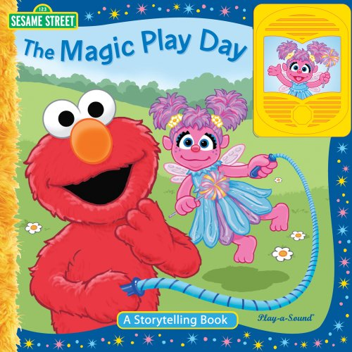 The Magic Play Day (Play-A-Sound) (1412787742) by Susan Rich Brooke