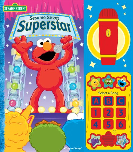 9781412788199: Sesame Street Superstar [With Microphone] (Play-A-Song)