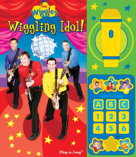9781412788205: The Wiggles: Wiggling Idol! [With Removable Microphone]