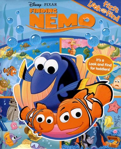 9781412788274: Finding Nemo First Look and Find