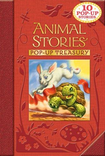 9781412788366: Animal Stories (Pop-Up Treasury)