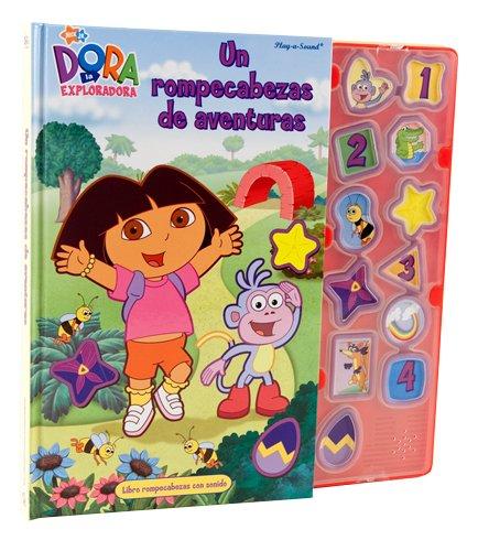 9781412789820: Dora the Explorer Puzzle Sound Book: Puzzle Adventure (Spanish Edition)