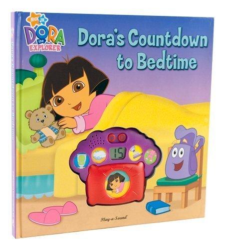 Dora the Explorer Sound Book: Dora's Countdown to Bedtime