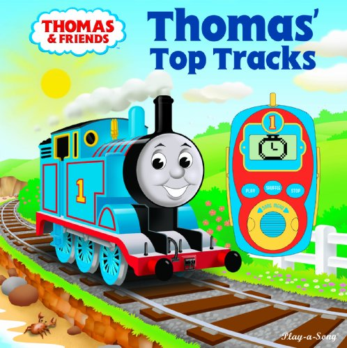 9781412791465: Thomas and Friends: Thomas' Top Tracks