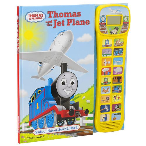 9781412792127: Thomas and the Jet Plane (Video Play a Sound Book)
