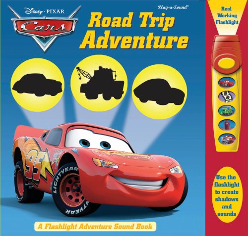 9781412792790: Road Trip Adventure [With Real Working Toy Flashlight W/Sound] (Cars)