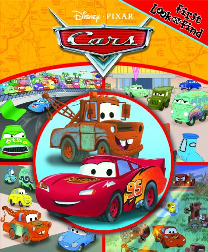 9781412793445: First Look and Find: Cars (My First Look and Find)