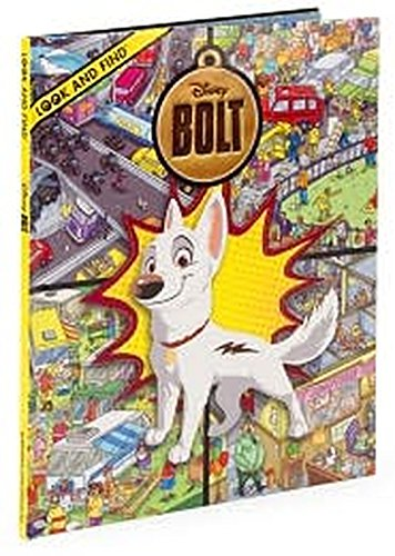 Disney Look and Find Bolt: Disny