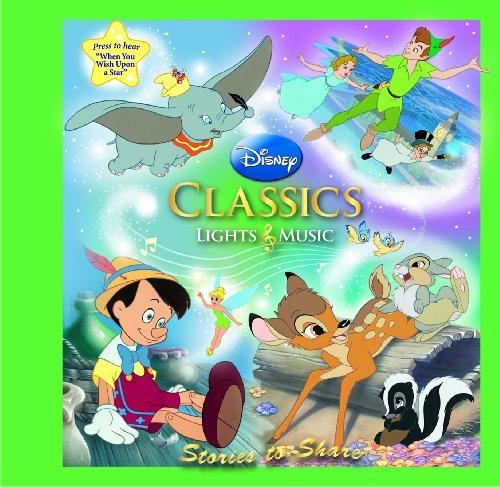 9781412793933: Disney Classics Lights and Music Book