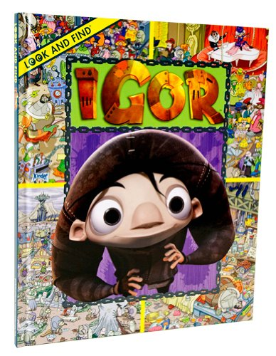 9781412794015: Look and Find: Igor (Look and Find)