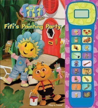 9781412794350: Fifi and the Flowertots (Video Play a Sound Book)
