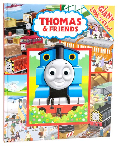 Giant Look and Find: Thomas and Friends