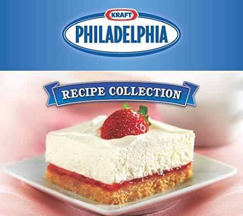 Philadelphia Cream Cheese Recipe Card Box