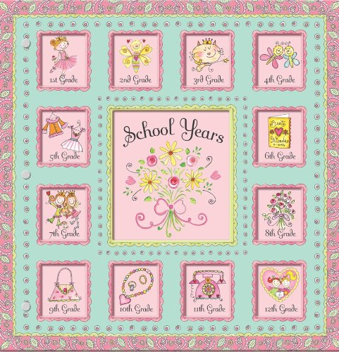 School Years Memory Keeper: Editors of Publications International Ltd.