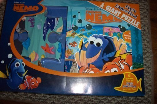 9781412795937: Finding Nemo First Look and Find and Giant Puzzle