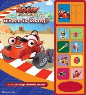 Roary the Racing Car - Where Is