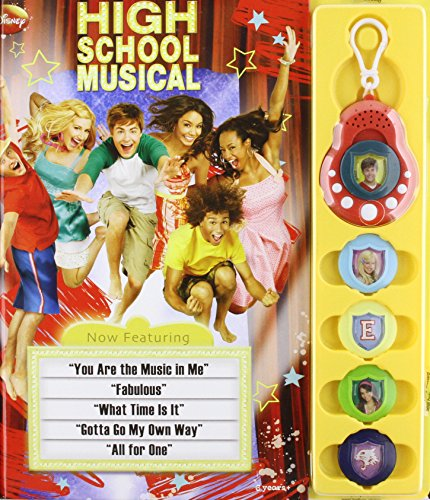 High School Musical Clip on Charm Book: unknown