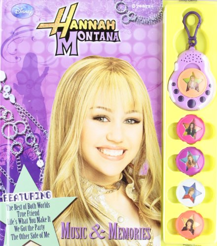 9781412796484: Hannah Montana Clip on Charm Book