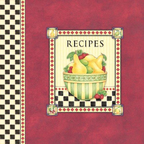 9781412798150: Debbie Mumm Scrapbook Recipe Keeper (All-in-One Take a Look Inside)