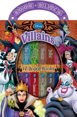My First Library: Disney Villains: Editors of Publications International; Ltd.