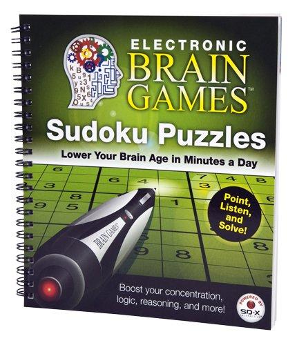 9781412798464: Electronic Brain Games: Sudoku Puzzles