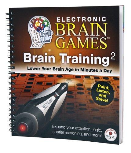 9781412798495: Electronic Brain Games: Brain Training #2