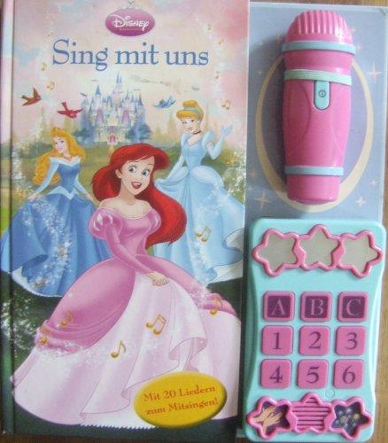 9781412798884: Sing mit uns Sing 20 schöne Kinderlieder mit den Disney Prinzessinnen
