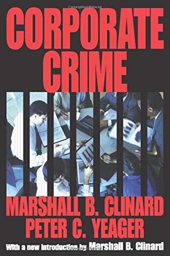 9781412804936: Corporate Crime (Law and Society Series)