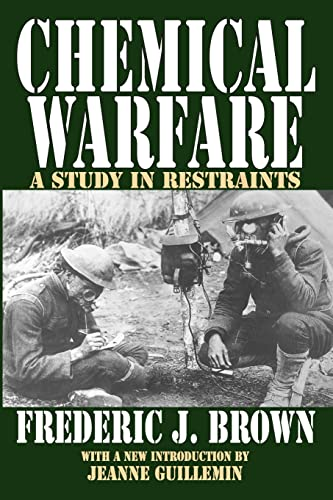 9781412804950: Chemical Warfare: A Study in Restraints