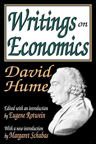 9781412806046: Writings on Economics