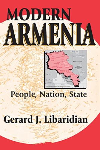 9781412806480: Modern Armenia: People, Nation, State