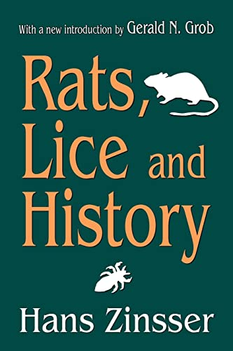9781412806725: Rats, Lice and History (Social Science Classics Series)